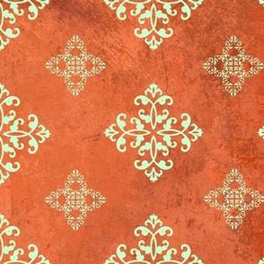 Rusty Tile