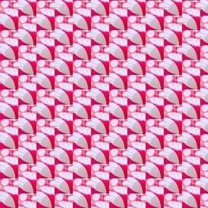 Pink flower shadow9