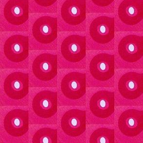 Pink flower shadow0