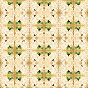 Vanilla fabric wallpaper amp gift wrap spoonflower