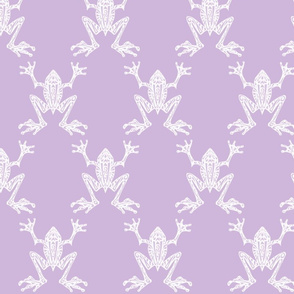 Fabulous Frogs - Lovely Lilac