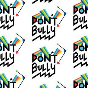 Don't Bully white