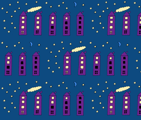 Switch off fabric by zandloopster on Spoonflower - custom fabric