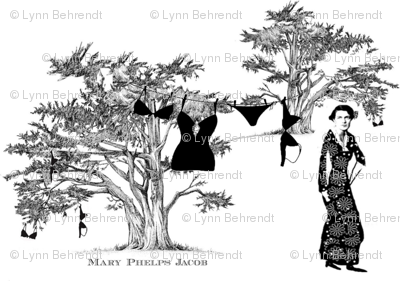 Mary Phelps Jacob: Brassiere Inventor