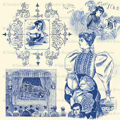 Ada Lovelace Toile