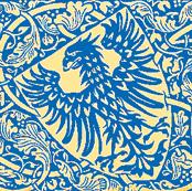 Blazons Blue