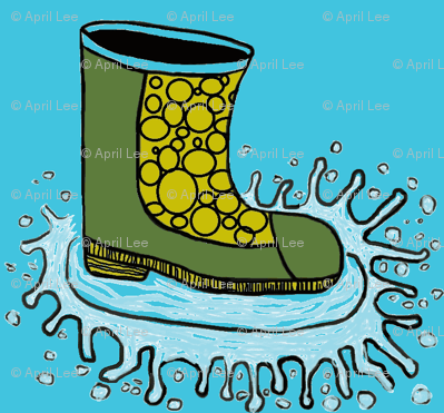 rain_ boot_spring_welcome