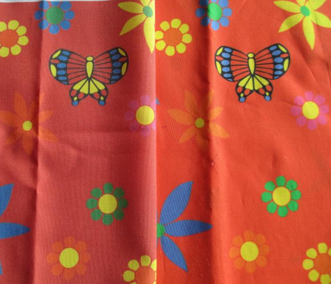Tickle Trunk Fabric Small