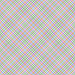 Spring Plaid 1- large