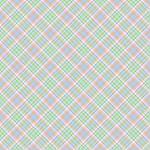 Spring Plaid 2- large