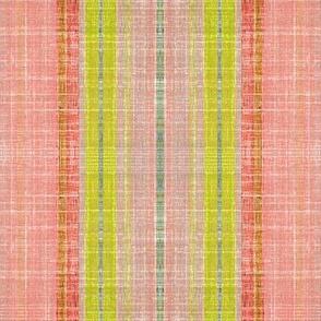 Linen Fruit Stripe
