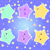 Star Plushies