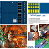 TARDIS pencil case