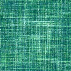 Linen in Spruce green