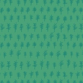 cuckoo_leaf_pattern-green-teal