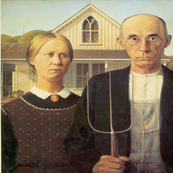 "AMERICAN ART ""THE FARMERS"""