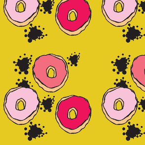 Graffiti_Donuts_in_Mustard