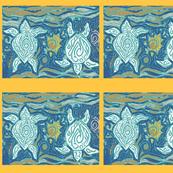 Sea Turtles Panel