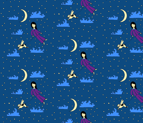 Tobi_dream fabric by jexico on Spoonflower - custom fabric