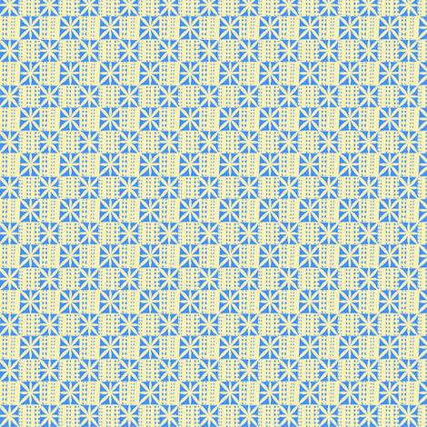 Morning Star fabric by spellstone on Spoonflower - custom fabric