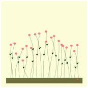 CJC Linen Pink Blossom Napkin