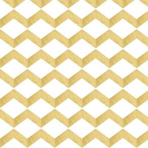 Bold Gold Cube-orama