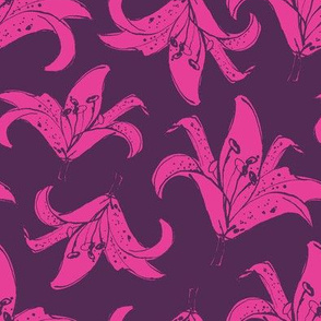 P_Ink Lilly 2 colour