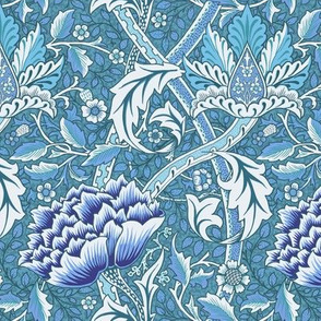 William Morris Windrush Blue