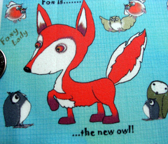 Fox is the new Owl!