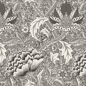 William Morris Windrush Gray