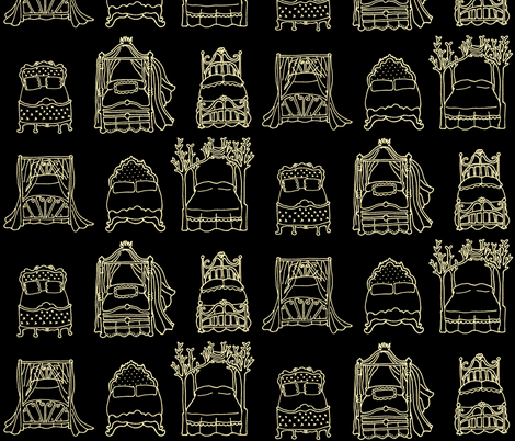 Luxury fabric by graceful on Spoonflower - custom fabric