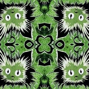 Green Puddytat