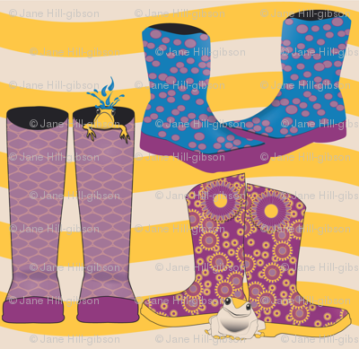 Wellies_Galoshes