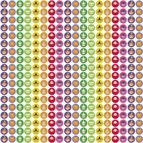BCon 2014 Rainbow Logo Medium
