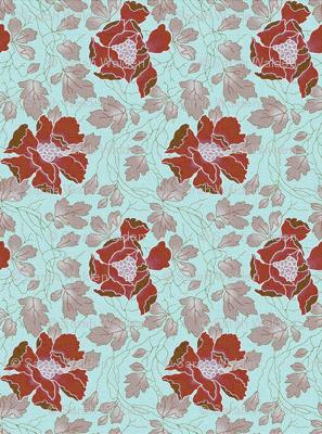 Floral Fling ~ New England ~ Medium