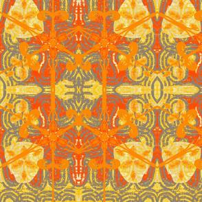 tiger maze print