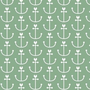 Anchors Seafoam