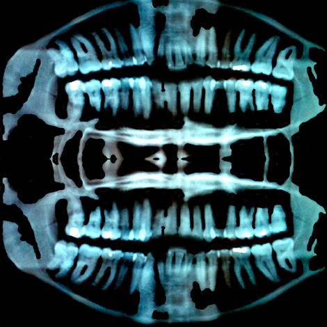 Spooky Skeleton Teeth