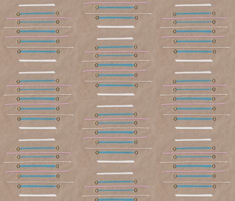 Treads- Kelly Baugh fabric by kellymarieba on Spoonflower - custom fabric