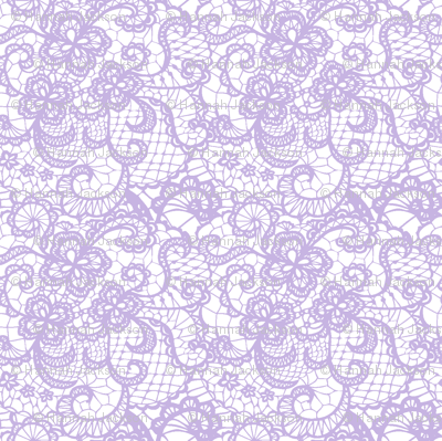 lilac lace fabric noochesfabric