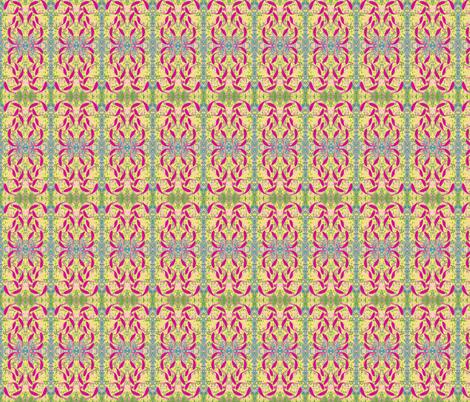Pink Koi Kaleidoscope