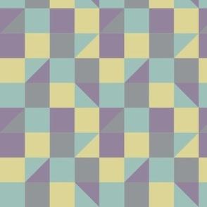 Grid Retro Pastel
