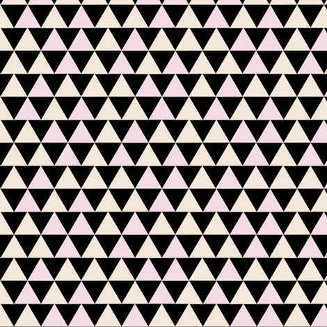 triangles1 fabric by tiffany_r on Spoonflower - custom fabric