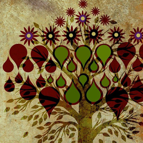 Fig Tree-decal