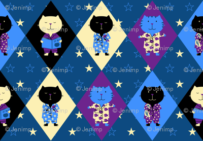 The Cats' Pajamas