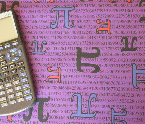 Digits of Pi (Purple)