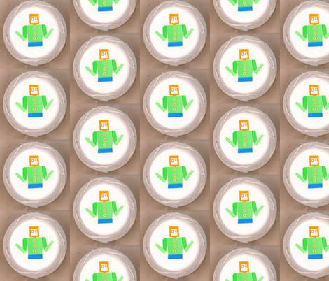 miRobot fabric by stephen_of_spoonflower on Spoonflower - custom fabric