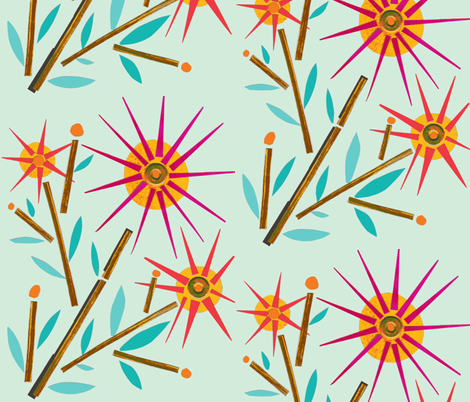 Julienne fabric by brainsarepretty on Spoonflower - custom fabric