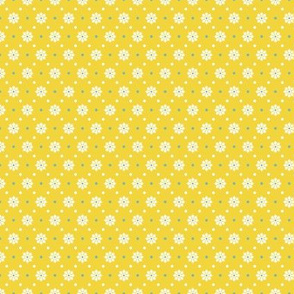 Chick-a-Doodle Floret: Yellow