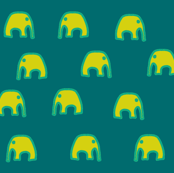 elephants_yellow_teal